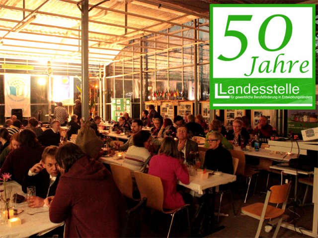 50th anniversary of Landesstelle